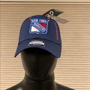 NHL Pro Fanatics New York Rangers cap NWT